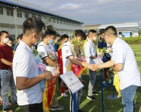 Công đoàn ITALISA tổ chức giải bóng đá nam ITALISA CUP