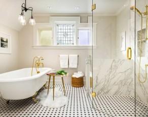 Một số lưu ý quan trọng khi xây dựng nhà tắm, nhà vệ sinh cho gia đình