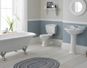 Các kiểu phòng tắm thông dụng - Từ góc nhìn của kiến trúc sư