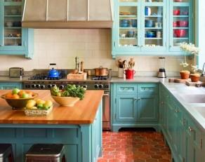 6 kiểu bố trí cơ bản cho căn bếp của bạn
