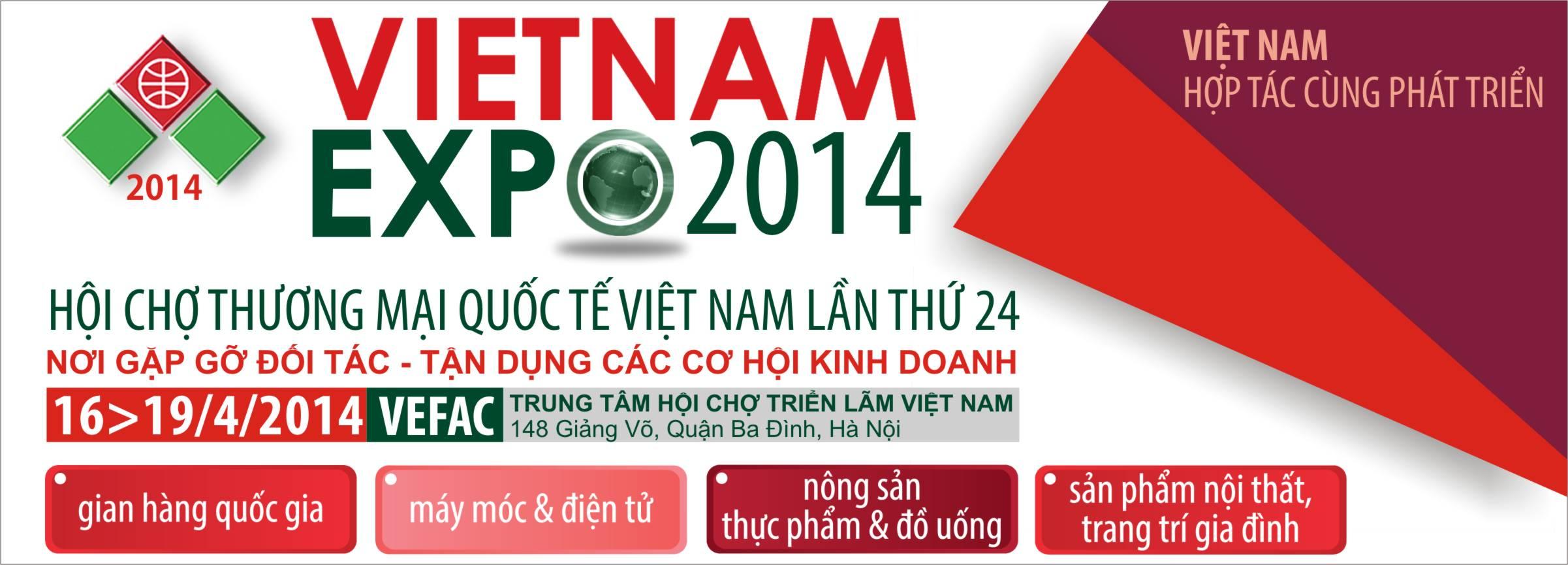 ITALISA VIỆT NAM THAM DỰ HỘI CHỢ  VIỆT NAM EXPO 2014